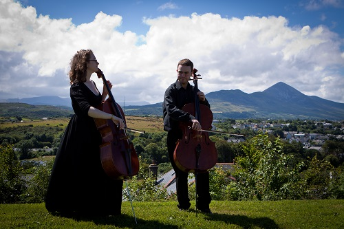 the cellists wedding music belfast, northern ireland, manchester, cheshire