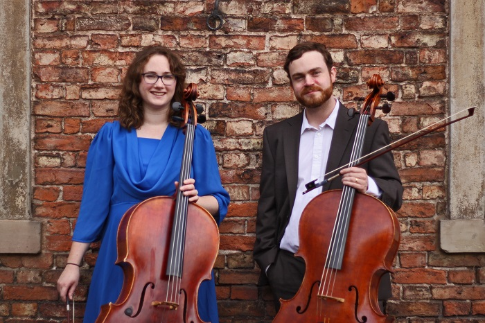 The Cellists; a quirky alternative to a string quartet